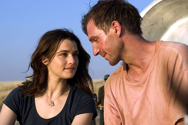 Critiques du film The constant Gardener